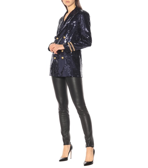 Polo Ralph Lauren - Sequinned blazer - mytheresa.com