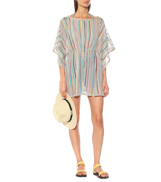 Missoni Mare - Striped knit kaftan - mytheresa.com