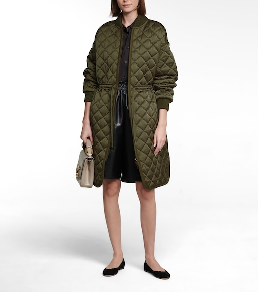 See By Chloé - Quilted coat - mytheresa.com