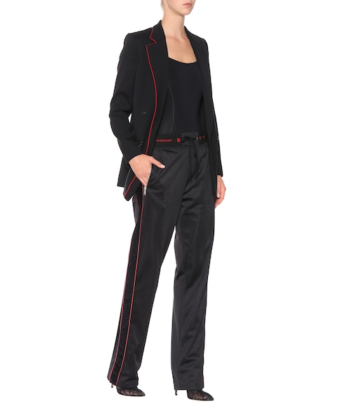 Givenchy - Side stripe sweatpants - mytheresa.com