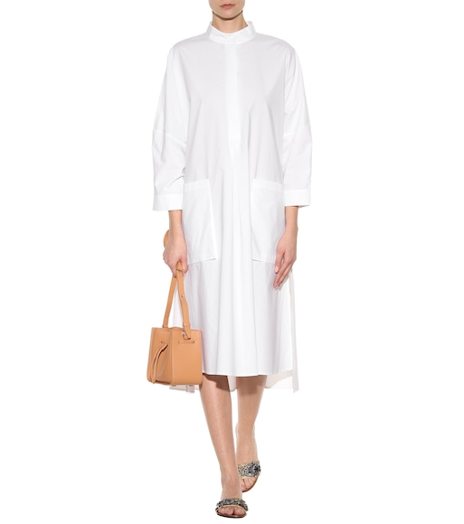 T by Alexander Wang - Cotton dress - mytheresa.com
