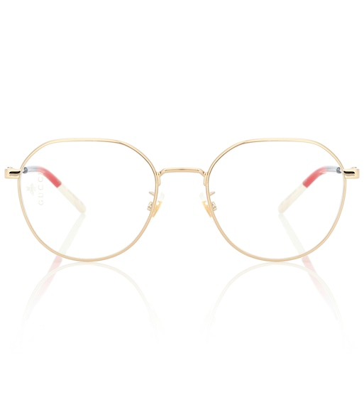 Gucci - Round glasses - mytheresa.com