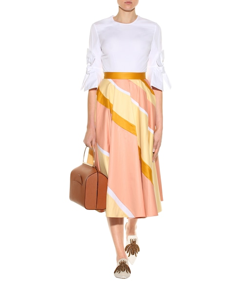 Roksanda - Rokas cotton skirt - mytheresa.com