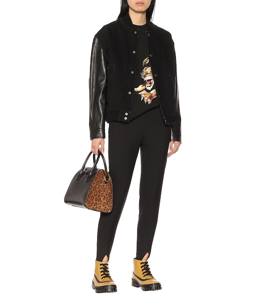 Givenchy - Stivaletti Glaston in gomma - mytheresa.com
