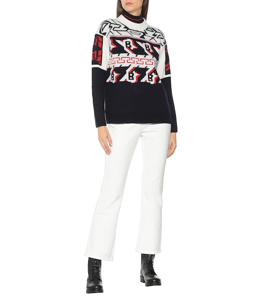 Bogner - Xaria wool and cashmere sweater - mytheresa.com