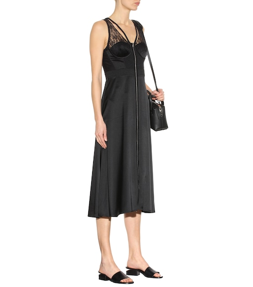 Alexander Wang - Silk dress - mytheresa.com