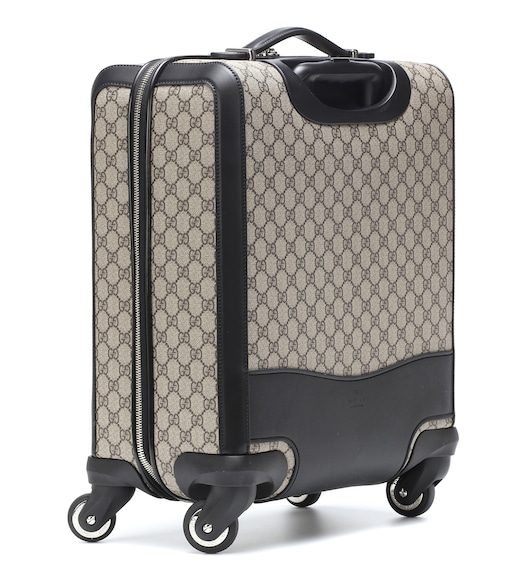Gucci - GG Supreme carry-on suitcase - mytheresa.com