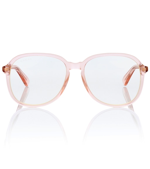 Gucci - Oversized glasses - mytheresa.com