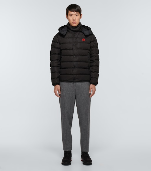 Moncler - Down-filled jacket - mytheresa.com