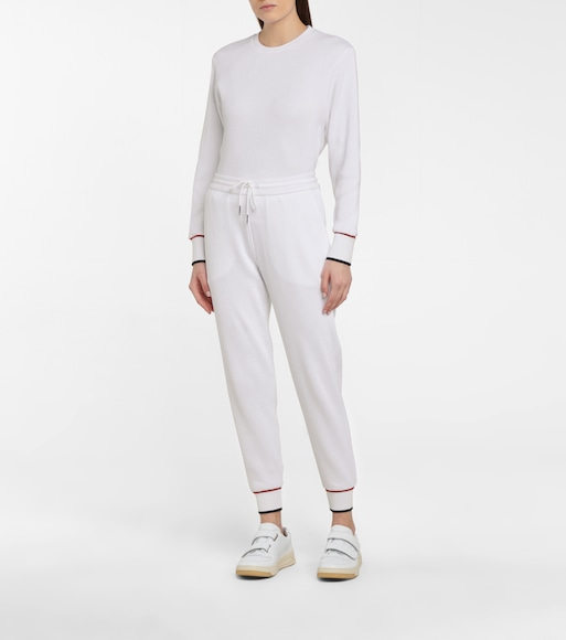 Thom Browne - Cotton jersey trackpants - mytheresa.com