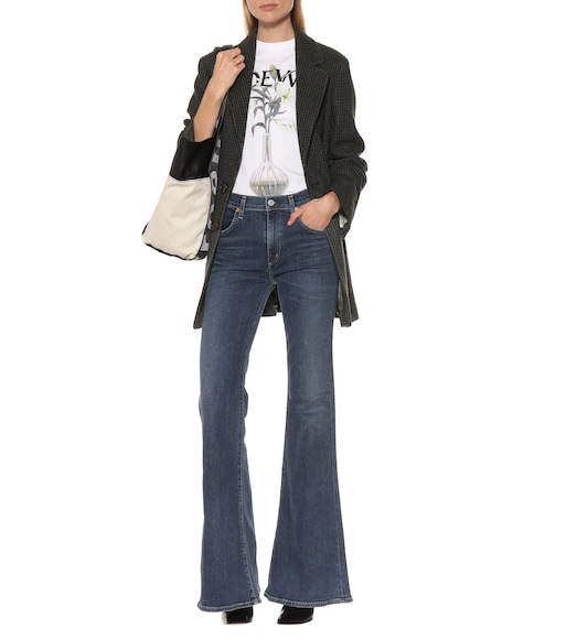 Citizens of Humanity - High-Rise Flared Jeans Chloé - mytheresa.com