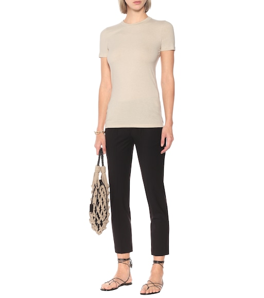 Brunello Cucinelli - Stretch-cotton jersey T-shirt - mytheresa.com