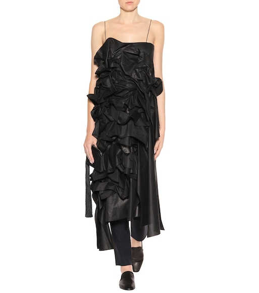 The Row - Ganley cotton dress - mytheresa.com