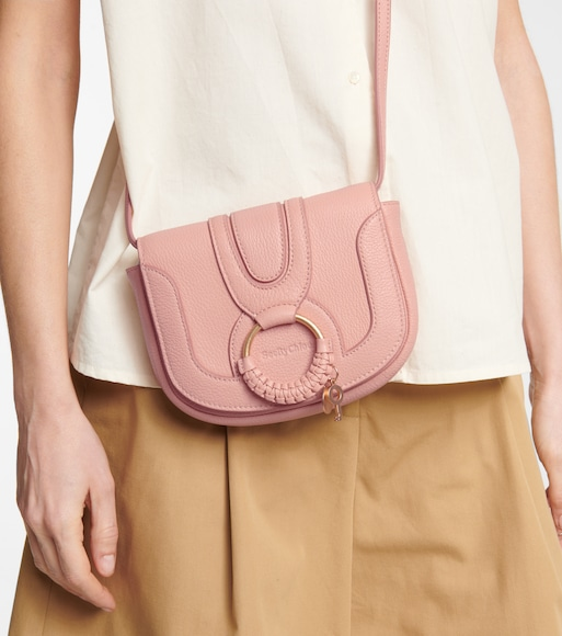 See By Chloé - Hana Mini leather shoulder bag - mytheresa.com