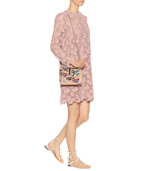 Valentino - Lace dress - mytheresa.com