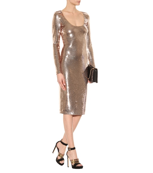 Tom Ford - Sequinned dress - mytheresa.com