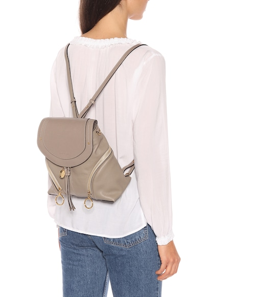 See By Chloé - Leather backpack - mytheresa.com