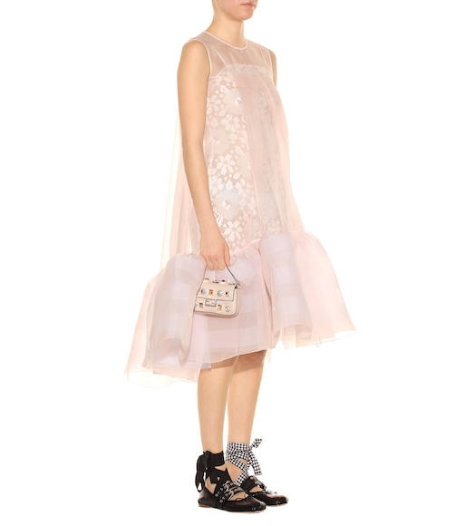 Huishan Zhang - Jodie silk dress - mytheresa.com