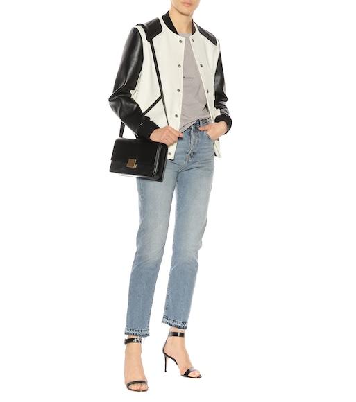 4f3cfe7eced78 Saint Laurent - Medium Bellechasse shoulder bag - mytheresa.com