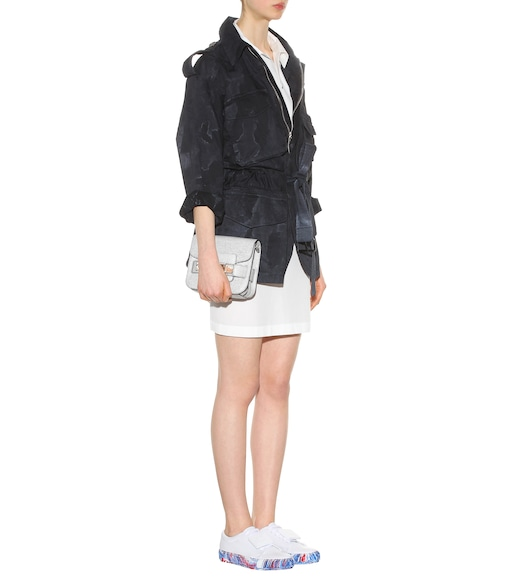 Acne Studios - Liv cotton jacket - mytheresa.com