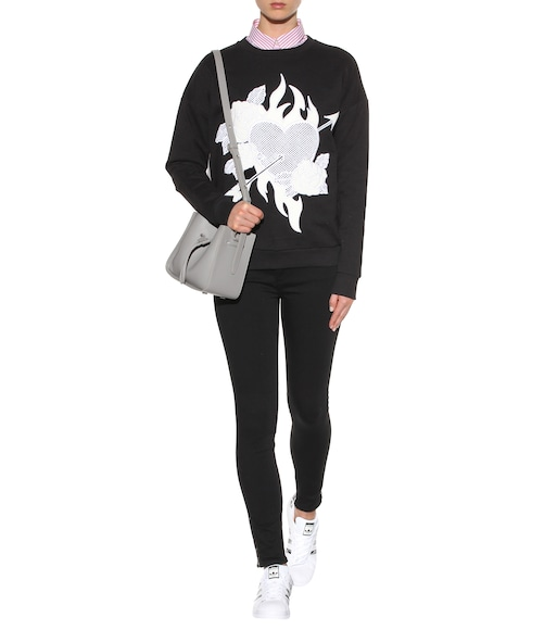 Each x Other - Embroidered cotton sweater - mytheresa.com