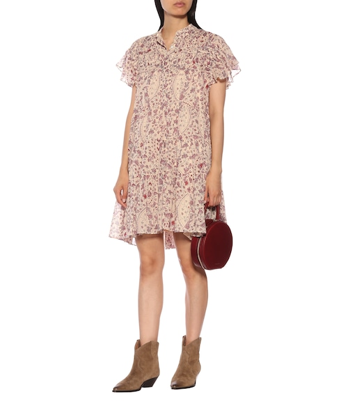 Isabel Marant, Étoile - Lanikaye floral cotton dress - mytheresa.com