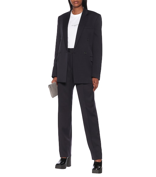 Stella McCartney - Holden wool twill blazer - mytheresa.com