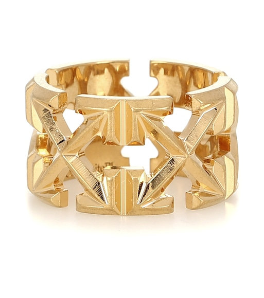 Off-White - Arrow ring - mytheresa.com