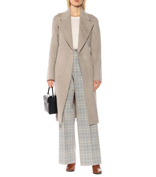 Acne Studios - Carice wool and cashmere coat - mytheresa.com
