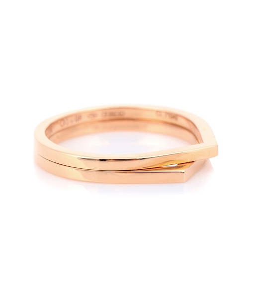 Repossi - Antifer 18kt rose gold ring - mytheresa.com