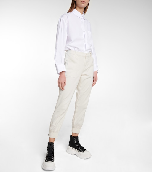 J Brand - Arkin cotton-blend trackpants - mytheresa.com