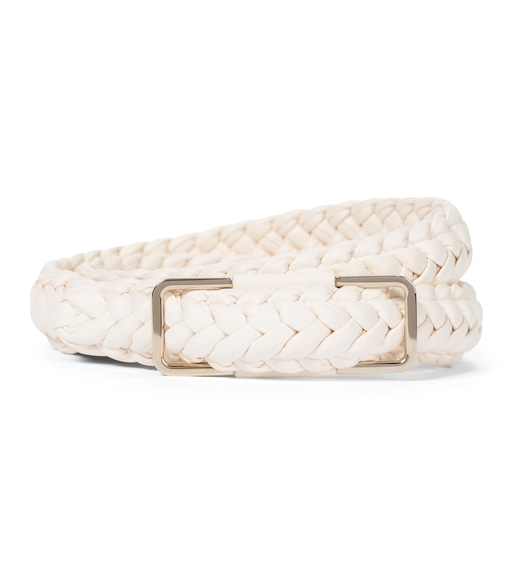 Loro Piana - Braided leather belt - mytheresa.com