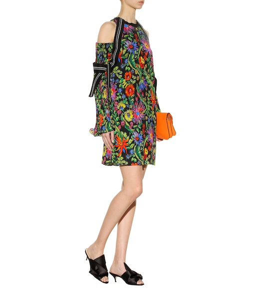 3.1 Phillip Lim - Printed off-the-shoulder dress - mytheresa.com