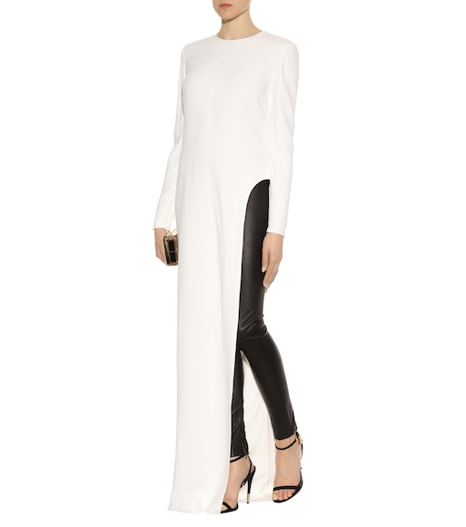 Tom Ford - Long-sleeved gown - mytheresa.com