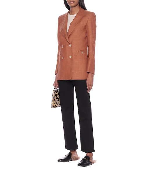 Blazé Milano - Everyday wool-blend blazer - mytheresa.com