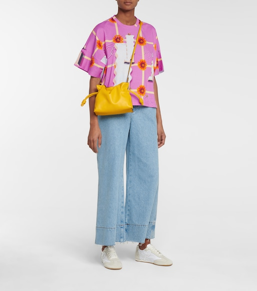 LOEWE - Printed cotton T-shirt - mytheresa.com