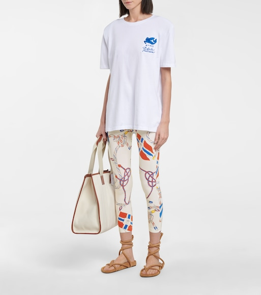 ETRO - Printed leggings - mytheresa.com