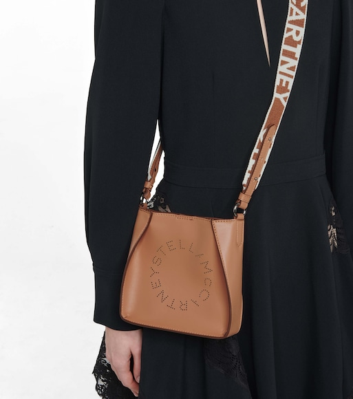 Stella McCartney - Stella Logo Small shoulder bag - mytheresa.com