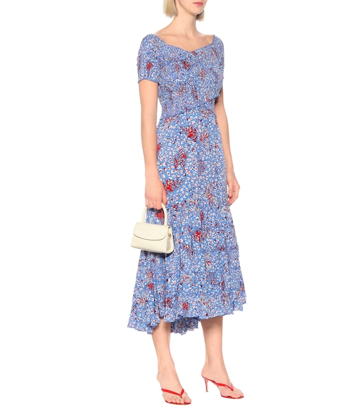 Poupette St Barth - Exclusive to Mytheresa – Soledad printed maxi dress - mytheresa.com