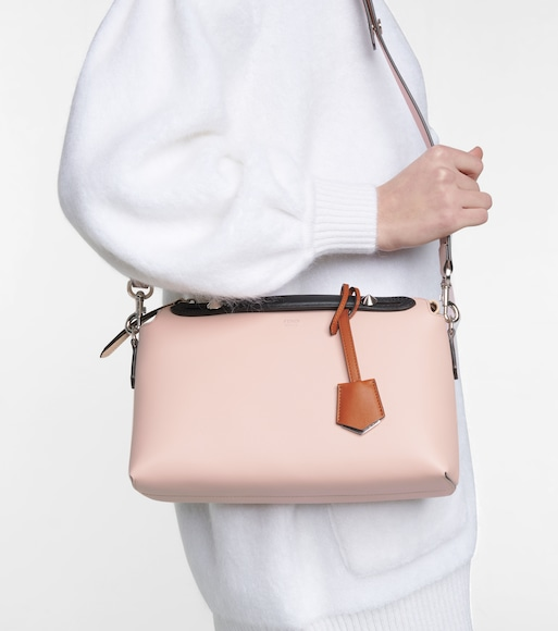 Fendi - By The Way Medium leather shoulder bag - mytheresa.com