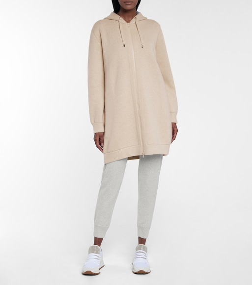 Brunello Cucinelli - Exclusive to Mytheresa – Cashmere-blend coat - mytheresa.com