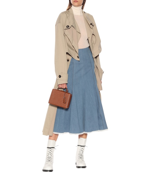 Gabriela Hearst - Amy denim midi skirt - mytheresa.com