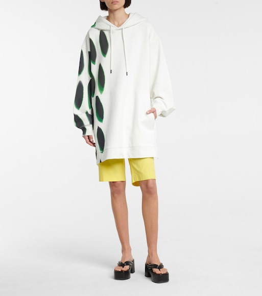 Dries Van Noten - Printed cotton hoodie - mytheresa.com
