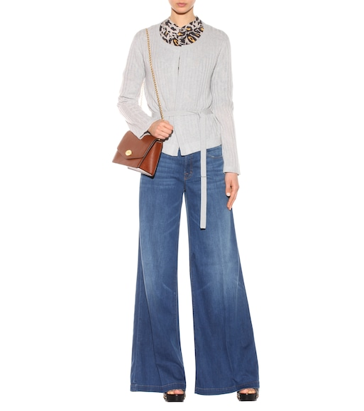 J Brand - Lynette low-rise jeans with super wide legs - mytheresa.com