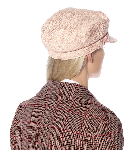Maison Michel - New Abby hat - mytheresa.com