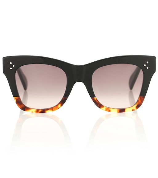 Celine Eyewear - Cat-eye sunglasses - mytheresa.com