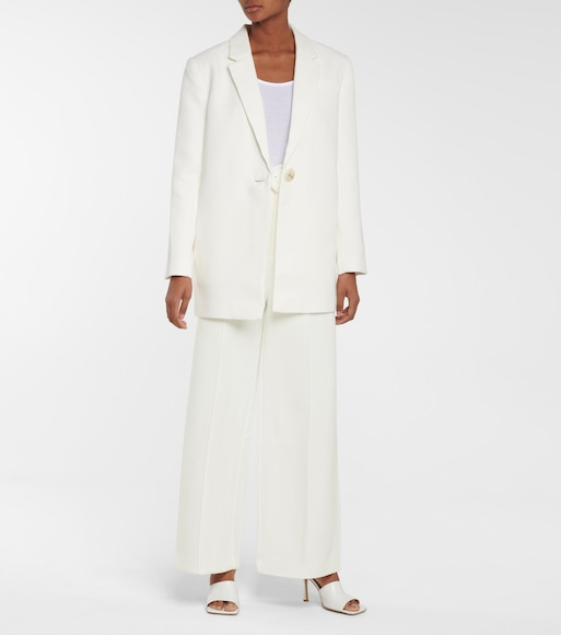 SIR - Jacque cotton-blend blazer - mytheresa.com