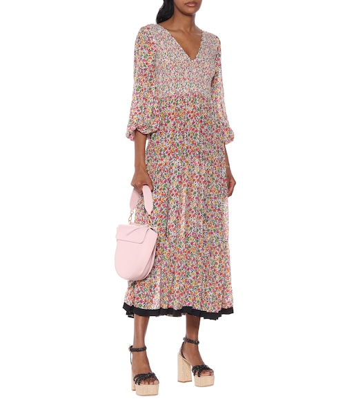 Rixo - Brooke floral maxi dress - mytheresa.com