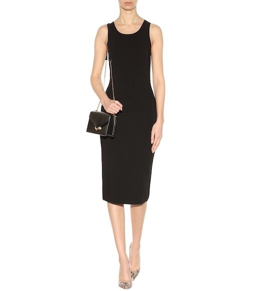Diane von Furstenberg - Fitted jersey dress - mytheresa.com