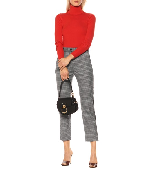 Rag & Bone - Checked wool-blend pants - mytheresa.com